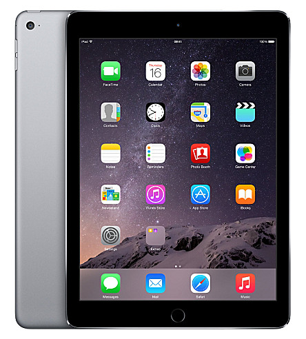 APPLE iPad Air 2 with Wi-Fi 64GB space gray (Space+grey