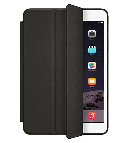 APPLE iPad mini leather smart case (Black
