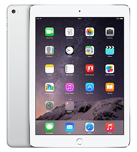 APPLE iPad Air 2 Wi-Fi 128GB Silver (Silver