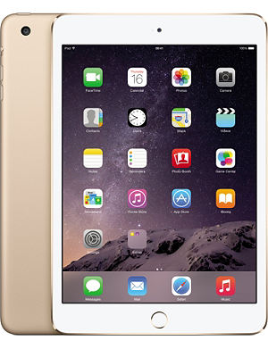 APPLE iPad Mini 3 Wi-Fi 128GB Gold