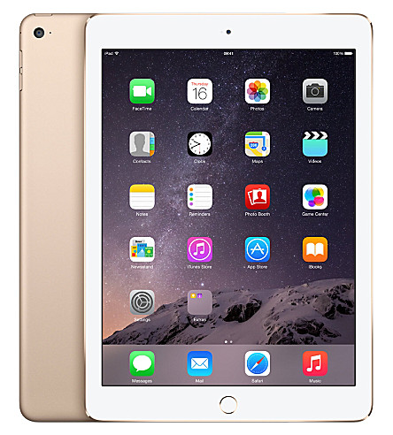APPLE iPad Air 2 Wi-Fi 16GB Gold (Gold