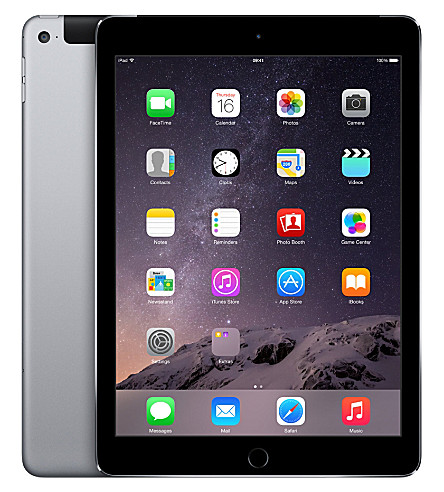 APPLE Ipad air 2 wi-fi+ cellular 128gb space gray (Space+grey