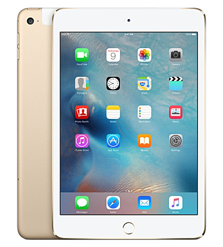 APPLE iPad 迷你 4 wi-fi 电池128gb