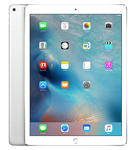 APPLE iPad Pro wi-fi cellular 128GB silver (Silver