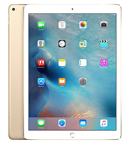 APPLE iPad Pro wi-fi cellular 128GB gold (Gold