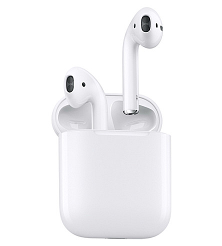 APPLE AirPods 与充电箱 (白色