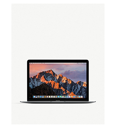 APPLE 12-inch MacBook 1.2ghz 256GB space grey (Space+grey