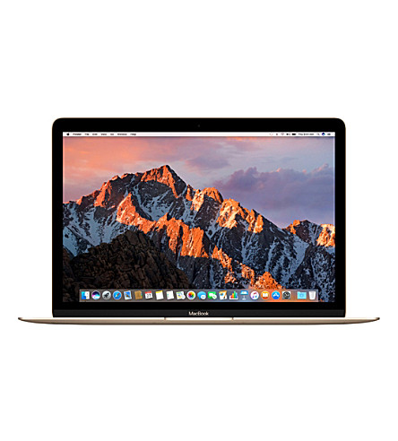 APPLE 12-inch MacBook 1.2ghz m3 256GB gold (Gold