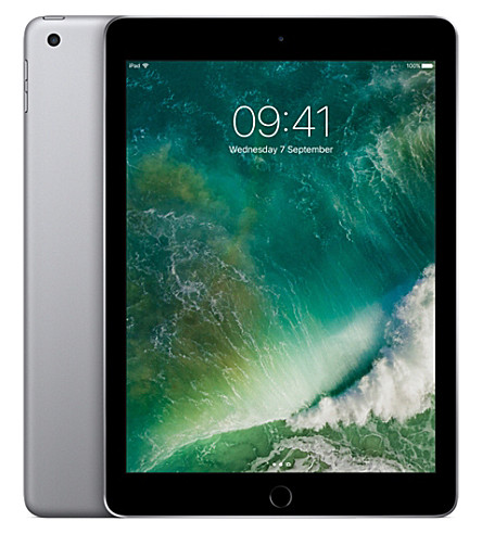 APPLE iPad 9.7 Wi-Fi 128GB Space Grey (Space+grey