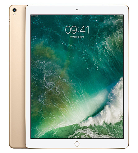APPLE 10.5-inch iPad Pro with cellular and wifi 256GB gold (Gold