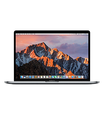 APPLE 15-inch MacBook Pro touch bar 512GB space grey (Space+grey