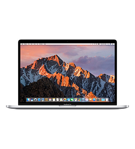 APPLE 15-inch MacBook Pro touch bar 512GB silver (Silver
