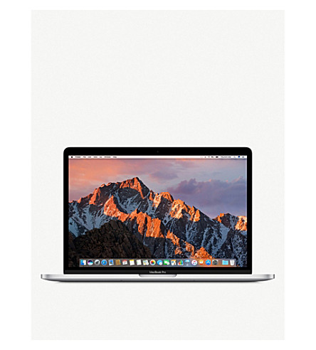 APPLE 13-inch MacBook pro 2.3ghz 128gb silver (Silver