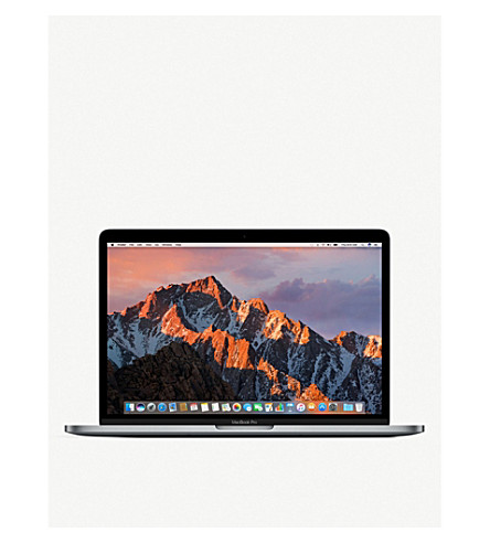 APPLE 13-inch MacBook Pro 2.3ghz 256GB space grey (Space+grey