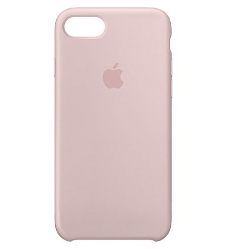 APPLE iPhone 7 silicone case (Camellia