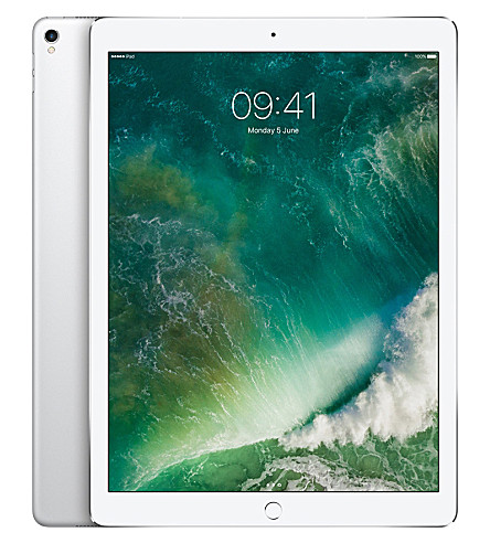 APPLE 12.9-inch iPad Pro with cellular and wifi 64GB silver (Silver