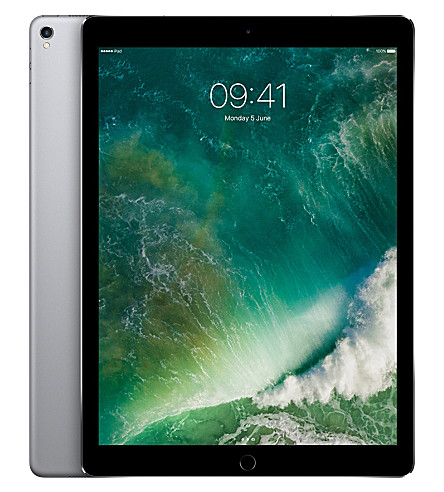 APPLE 10.5-inch iPad Pro with cellular and wifi 64GB space grey (Space+grey
