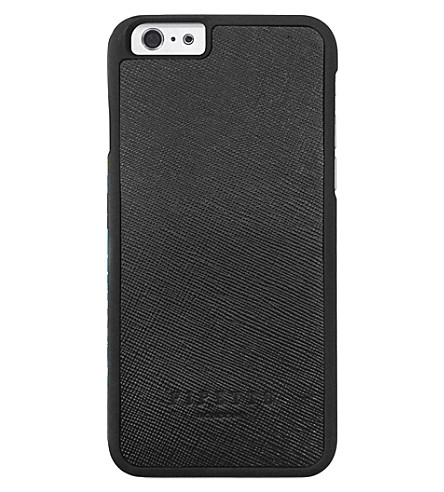PIPETTO Iphone 6 classic snap black (Black