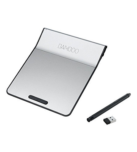 WACOM Bamboo wireless touchpad