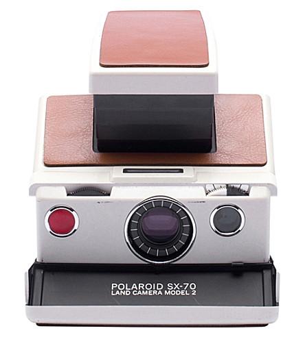 IMPOSSIBLE Polaroid sx-70 refurbished camera