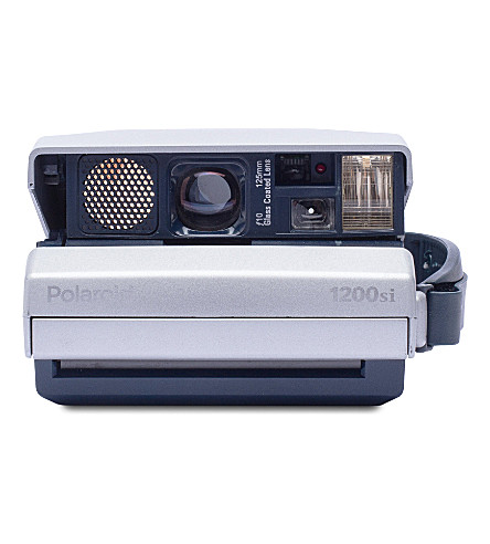 POLAROID ORIGINALS Image/Spectra camera with full switch
