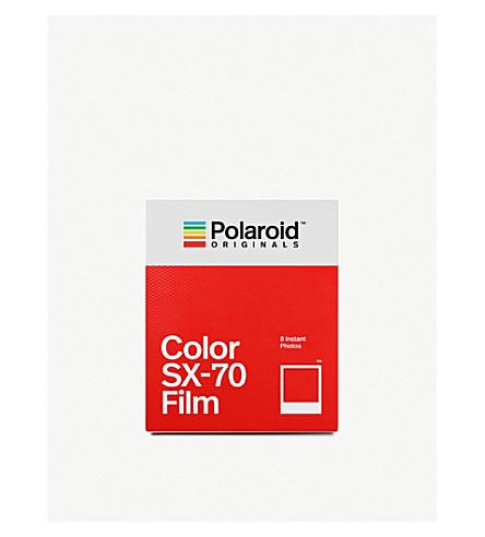 POLAROID ORIGINALS Colour Instant SX-70 film