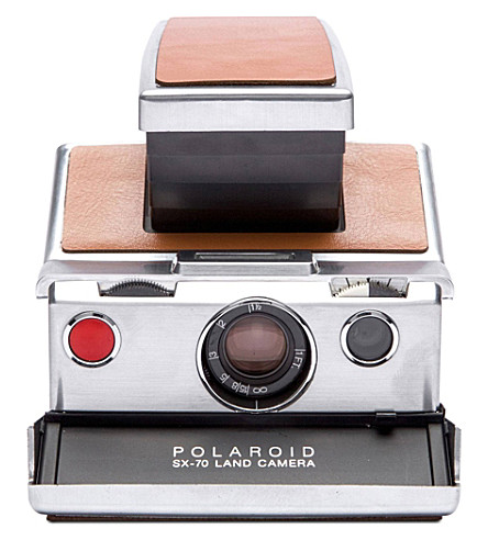 POLAROID ORIGINALS Polaroid SX-70 SLR camera