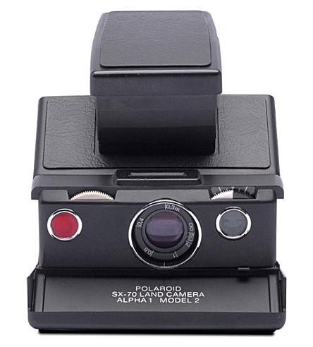 POLAROID ORIGINALS Polaroid SX-70 SLR camera