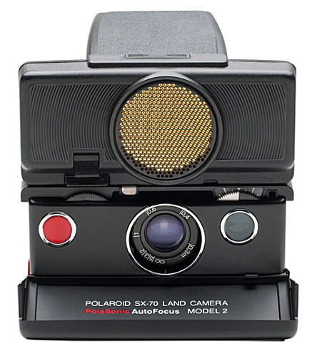 POLAROID原件 POLAROID SX-70 自动对焦单反相机