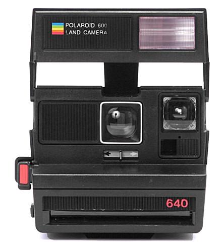POLAROID ORIGINALS Polaroid 600 square camera