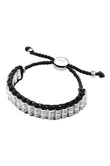 LINKS OF LONDON Venture sterling silver friendship bracelet