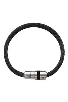 LINKS OF LONDON McLaren woven mesh bracelet
