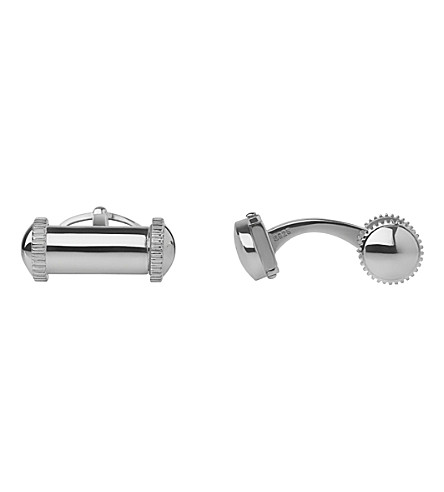 LINKS OF LONDON Hidden message t-bar cufflinks