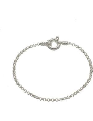 LINKS OF LONDON Mini belcher sterling silver bracelet