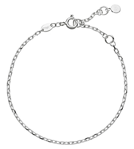 LINKS OF LONDON Cable sterling-silver bracelet