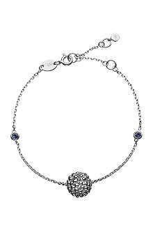 LINKS OF LONDON Effervescence Bubble sterling silver bracelet