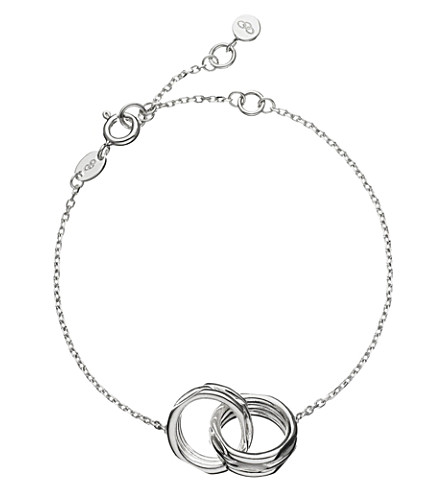 LINKS OF LONDON 20-20 interlocking bracelet