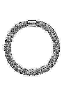 LINKS OF LONDON Effervescence Star medium sterling silver bracelet