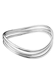 LINKS OF LONDON Essentials Triple Fix sterling silver cuff