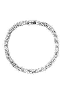 LINKS OF LONDON Effervescence extra-small sterling silver bracelet