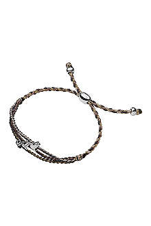 LINKS OF LONDON FEED Triple Dove bracelet