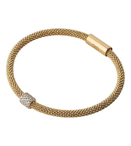 LINKS OF LONDON Star Dust bead bracelet (Silver