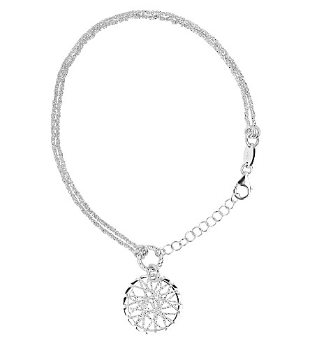 LINKS OF LONDON Dream Catcher bracelet (Silver