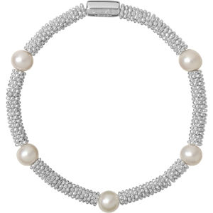 Effervescence star extra-small sterling silver bracelet