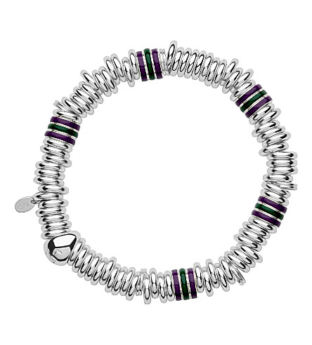 LINKS OF LONDON Wimbledon sweetie bracelet (Silver
