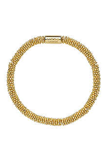 LINKS OF LONDON Effervescence Star extra-small yellow-gold vermeil bracelet