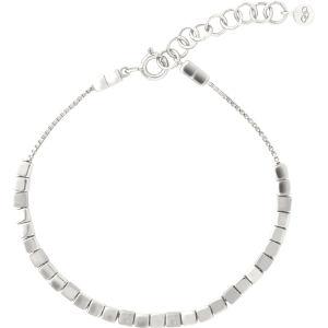 Cubist sterling silver bracelet