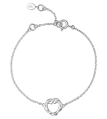 LINKS OF LONDON Kindred soul bracelet (Silver