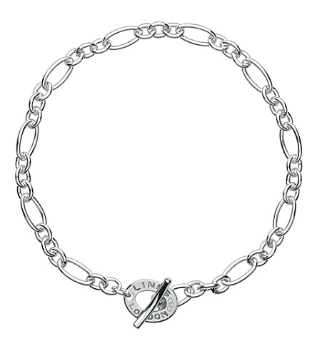 LINKS OF LONDON Signature xs charm bracelet