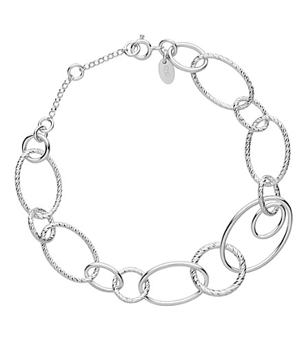 LINKS OF LONDON Aurora sterling silver bracelet